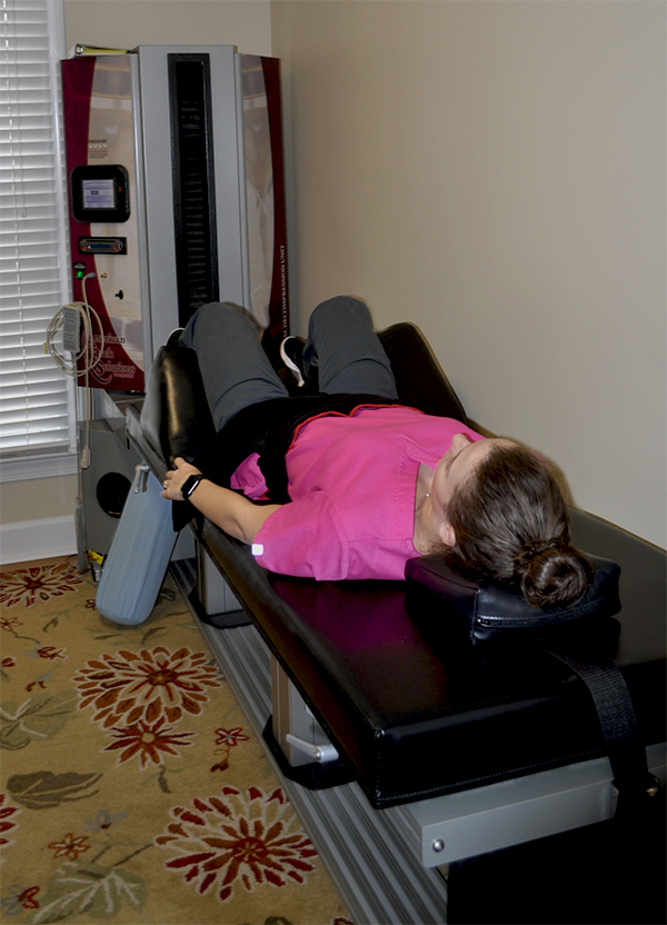 Decompression therapy can relieve pain - Wetherington Chiropractic